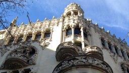guided tour catalan art nouveau