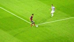 Barça football match