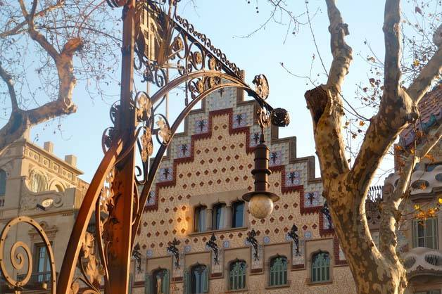 things to do in Barcelona Casa Amatller