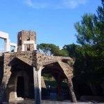 Colònia Güell crypt