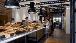 Praktik Bakery counter