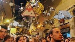 local signs festa major de Gràcia
