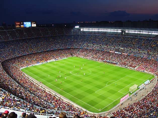 Barça match