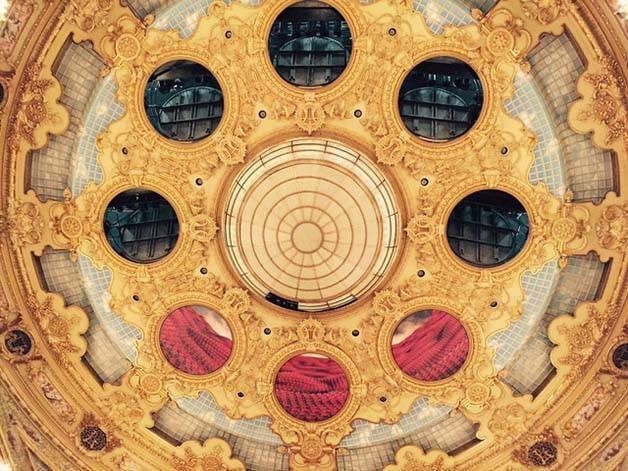 Liceu ceiling
