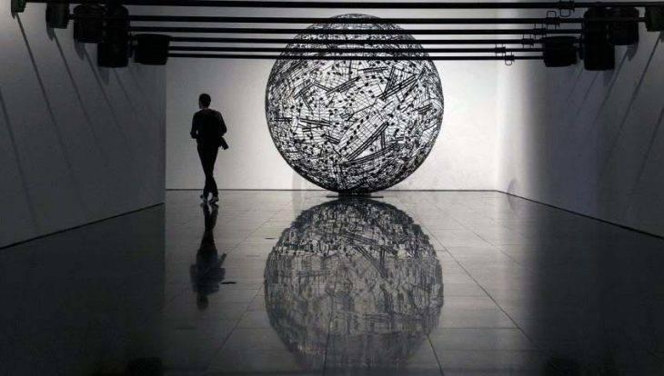 MACBA Temporary exhibition: Jaume Plensa