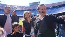 Camp Nou Olivier
