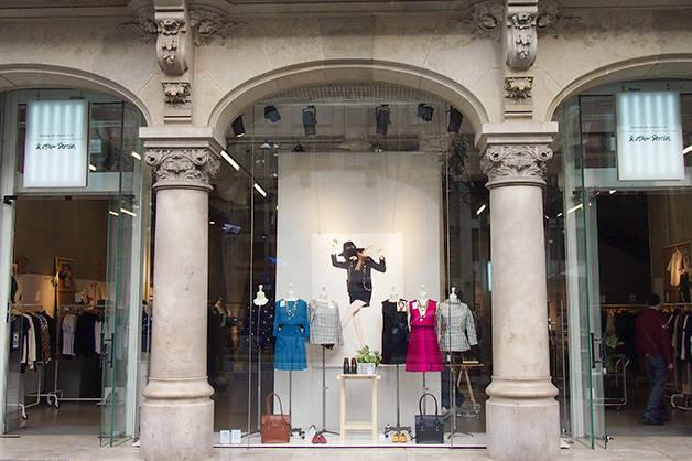 shopping weekend Barcelona
