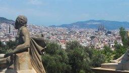 view MNAC Barcelona