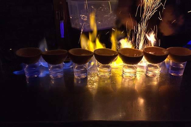 Espit Chupitos Barcelona bar