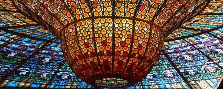 Palau de la Música cupola
