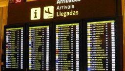 business trips airport Barcelona