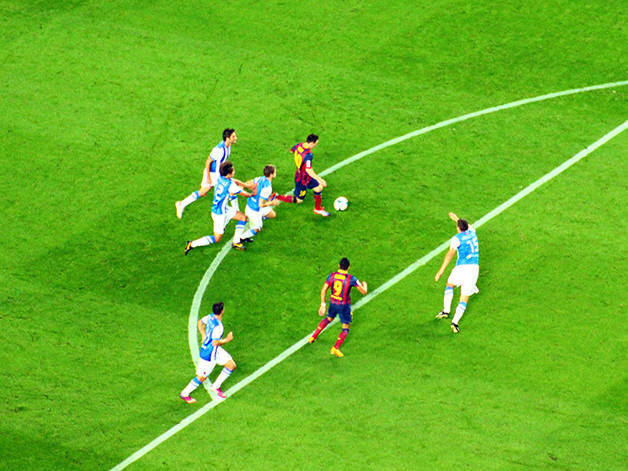 Messi Camp Nou Barcelona