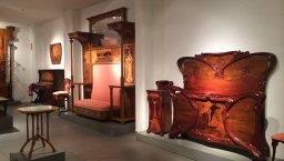 Museu del Modernisme furniture