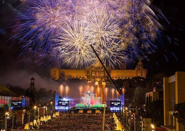 New Year's Eve Barcelona