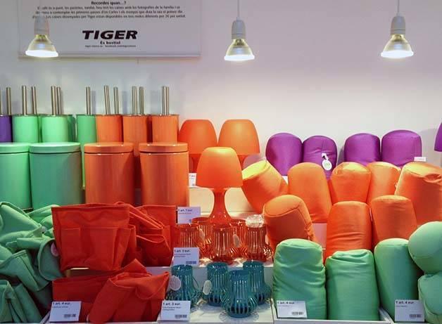 tiger decoration accessories