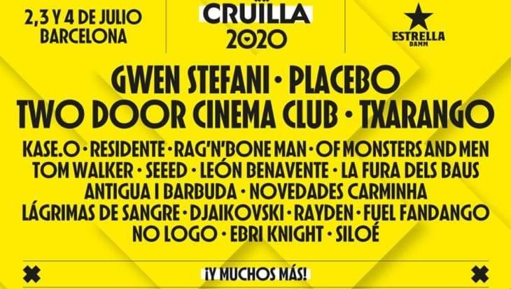 festival cruïlla 2020