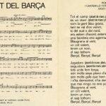 FC Barcelona anthem