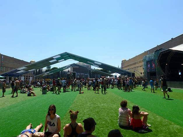 Sónar by day