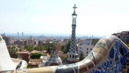 parc guell holiday apartments