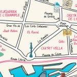map barcelona quarter