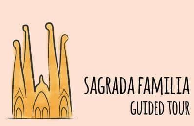 guided tour sagrada familia