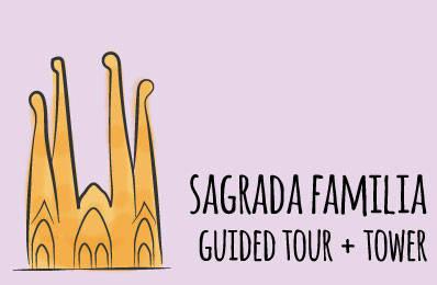 sagrada familia guided tour