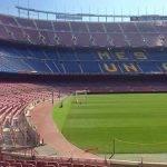 Camp Nou Barça Card
