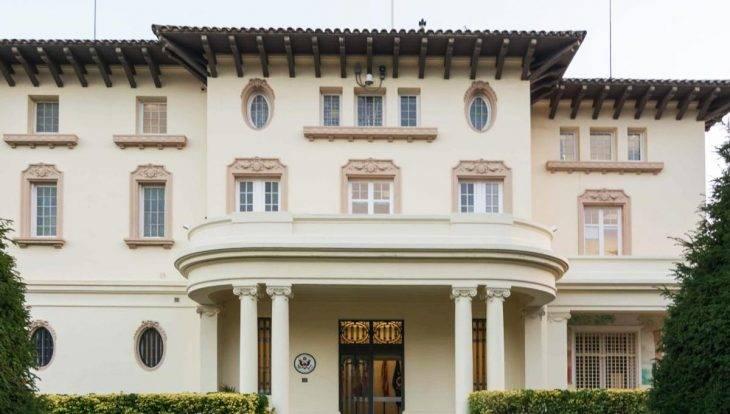 consulates in Barcelona, US consulate