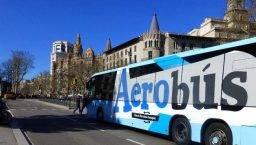 Aerobus Barcelona airport shuttle