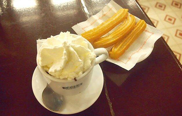 Hot chocolate and churros: our top destinations in Barcelona