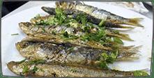 barceloneta quarter fish