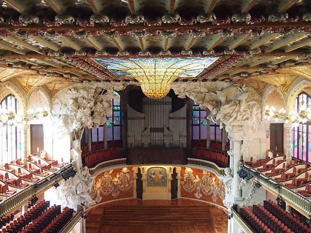 Mas i Mas festival Palau de la Musica