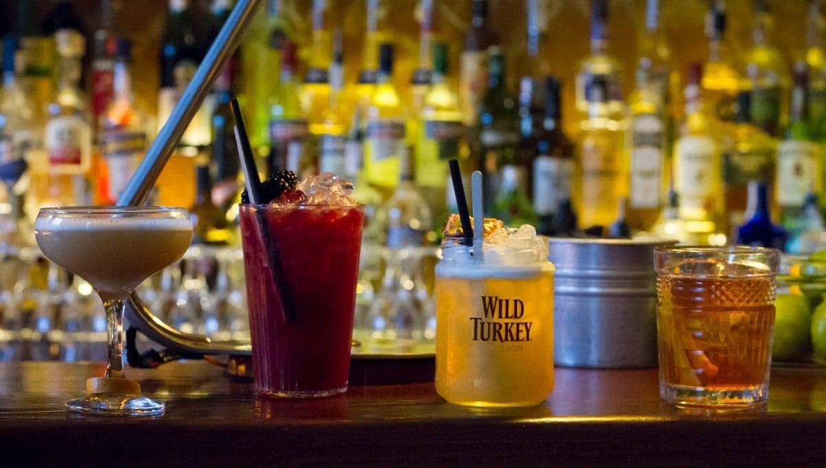 Guzzo cocktails
