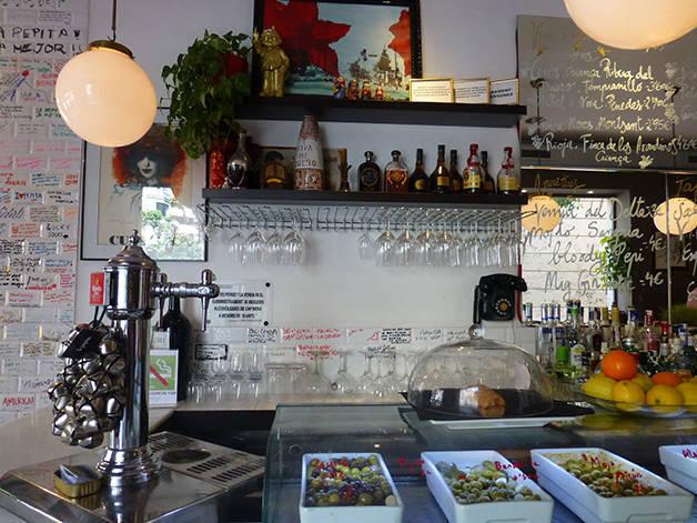 pepita bar