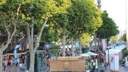 Tast a la Rambla Barcelona