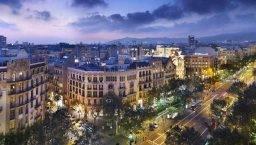 Shopping Night Barcelona