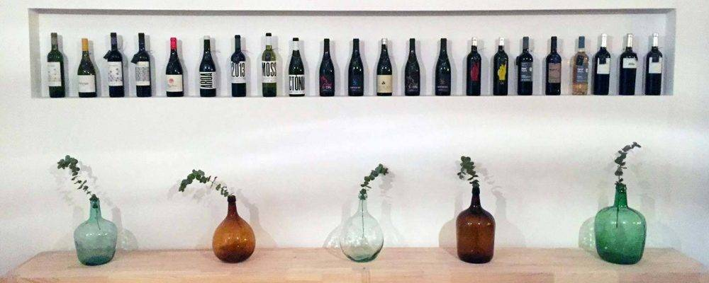 AmoVino: a bar-restaurant devoted to Catalan wines
