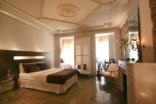 Vrabac bedroom