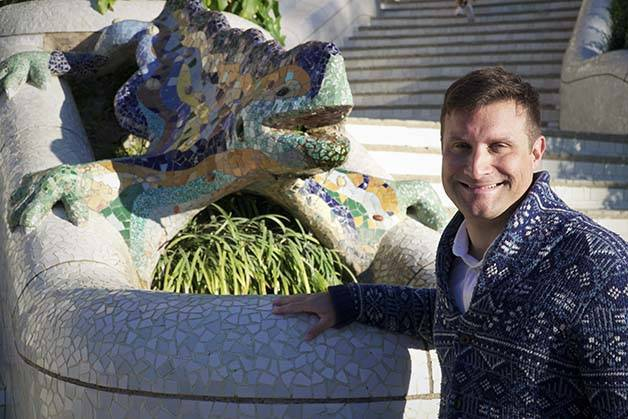 Guided tours of Parc Güell: tour with José