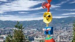 Montjuïc and the Miró Foundation