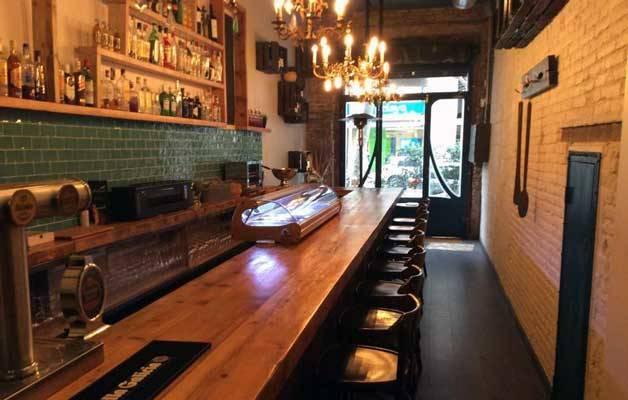 bar at the sopa boba