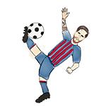 Messi (drawing)