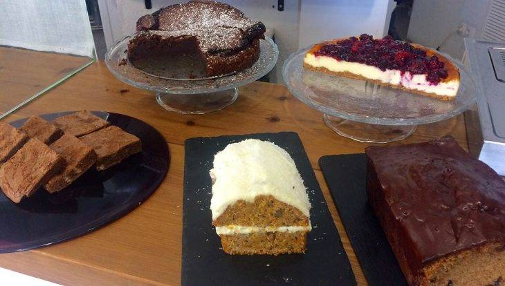 The SweetOphelia Café home baking