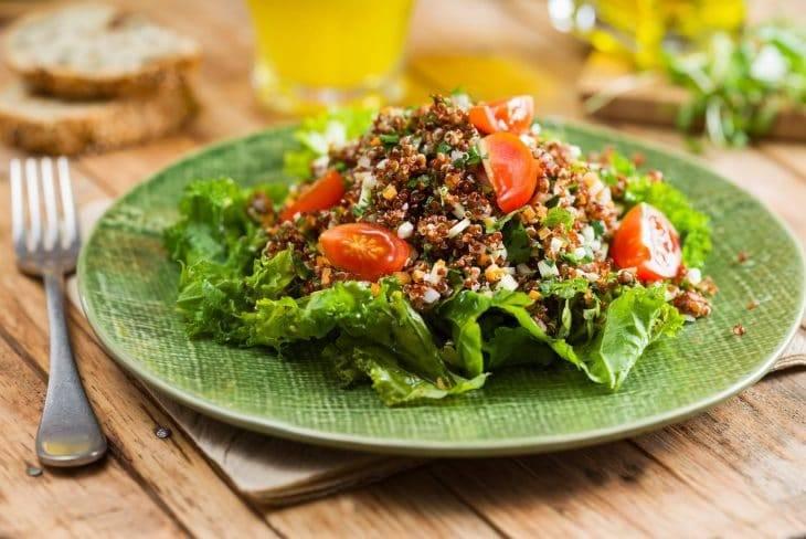 Buenaventura salad
