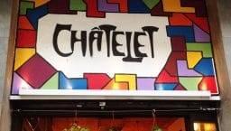 Châtelet entrance