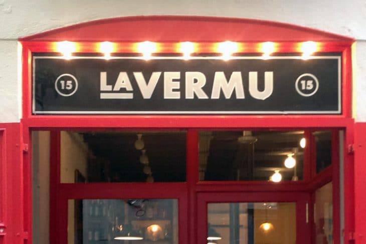 La Vermu entrance