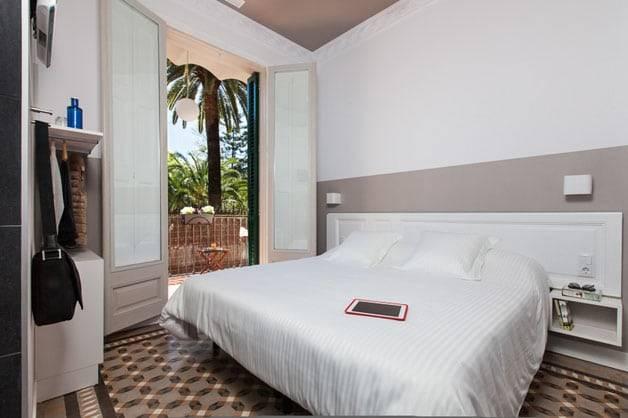 Barcelona hotels: Ecozentric