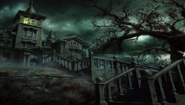 Halloween haunted house near Barcelona