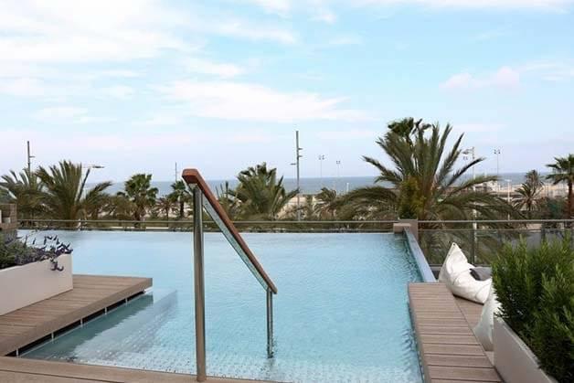 Hotels Barcelona Barcelo Atenea Mar