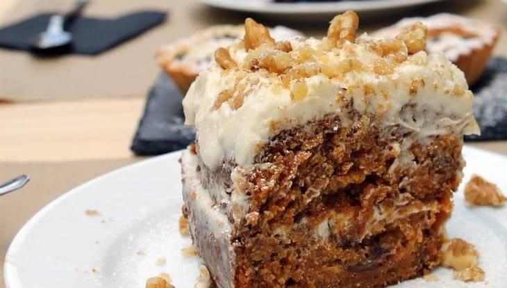 Carite carrot cake